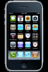 iPhone 3GS reparatie
